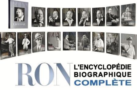 Ron Hubbard, sa biographie complète